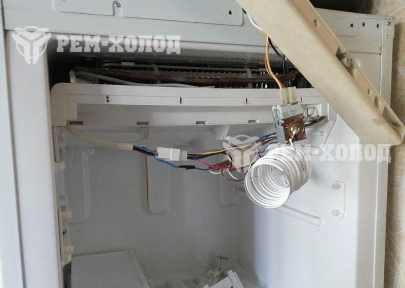 Ремонт холодильника stinol своими руками 7