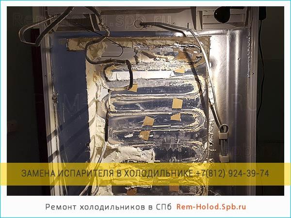Замена испарителя холодильника своими руками 95